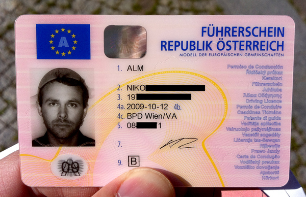 Pasta Sieve Religious Head Cover In Driver License