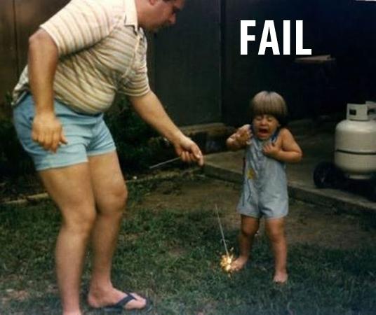 Parenting FAIL!