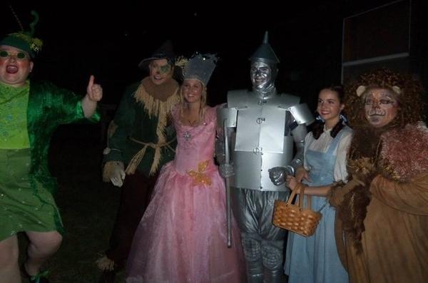 Wizard of Oz Photobomb