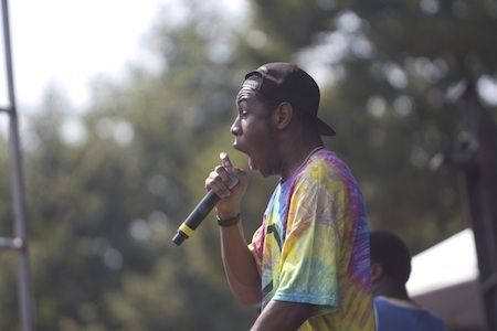 Odd Future: 1, Pitchfork Protesters: 0