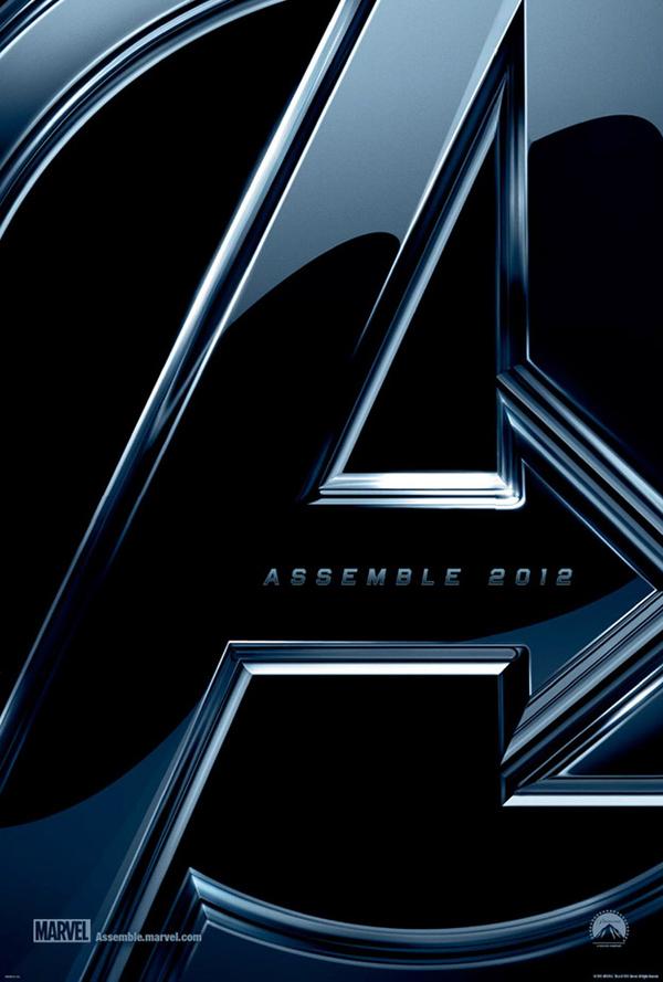 Avengers Teaser Poster Released!