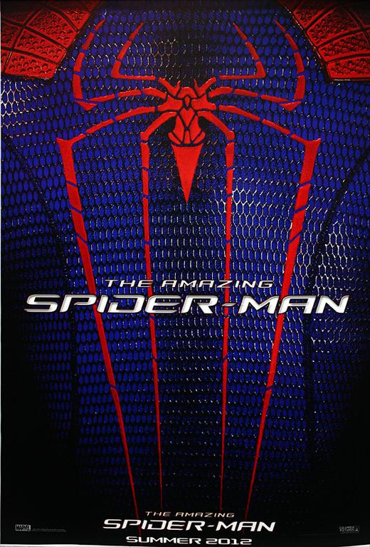 'Amazing Spider-Man' TeaserPoster