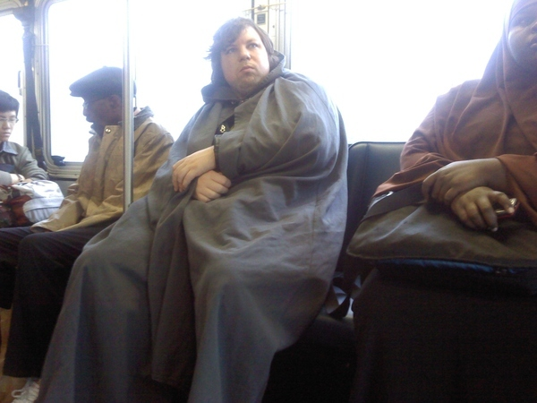 Hobbit On The Bus