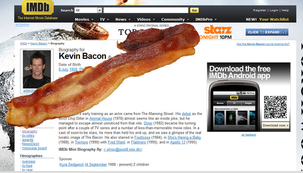 Happy Birthday Kevin Bacon