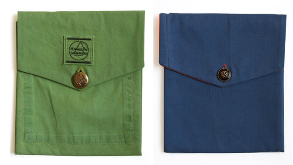 iPad Cases Made From Bernie Madoff's Pants