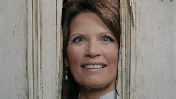 Heeeeeeeere's Bachmann!