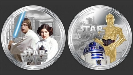 Star Wars Currency Is Coming To The South Pacific