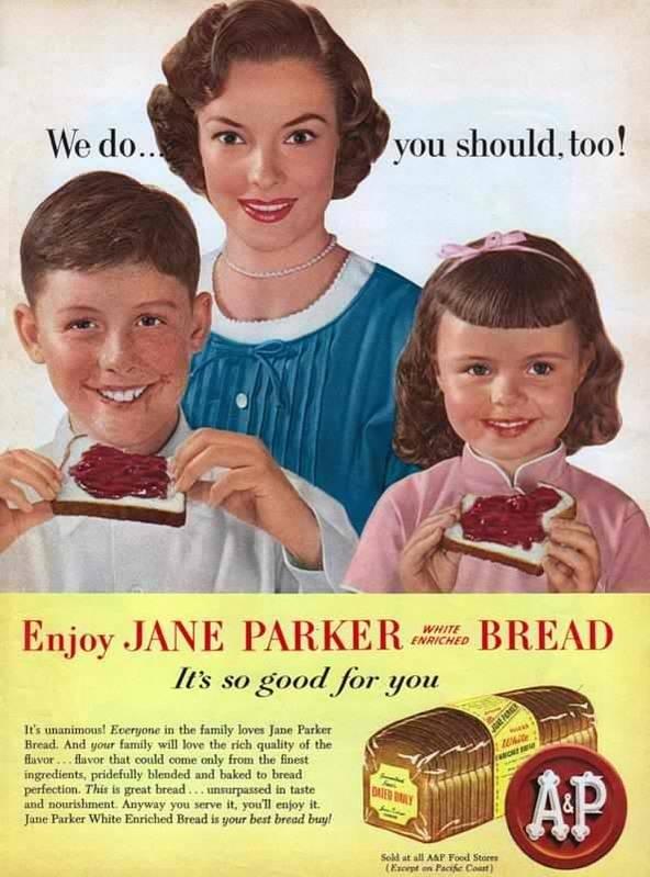 White Bread Zombie Family