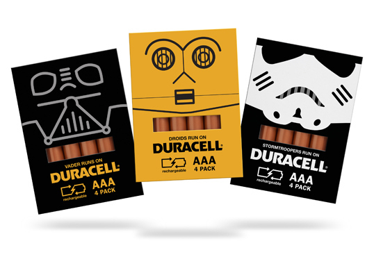 Star Wars Batteries