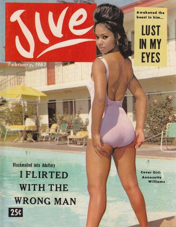 Black LOVE Hot African-American Romance Pulp Magazines