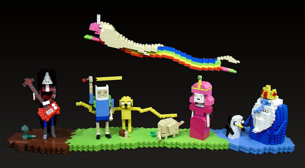 "Lego ""Adventure Time"""