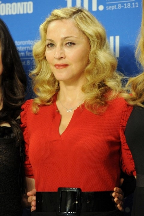 Madonna Wouldn't Let TIFF Volunteers Look At Her