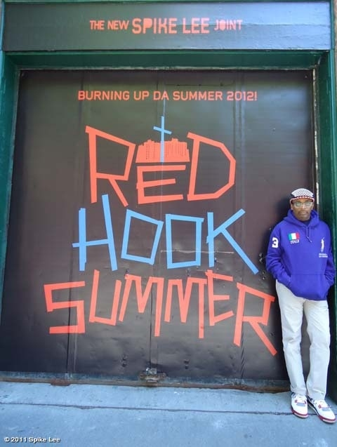 """Mookie From """"Do The Right Thing"""" Returns In Spike Lee's """"Red Hook Summer"""""""