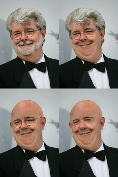 George Lucas Gets Some Changes
