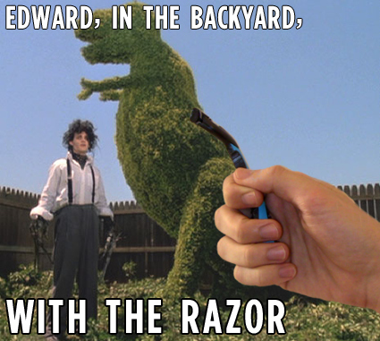 Edward Razorhands
