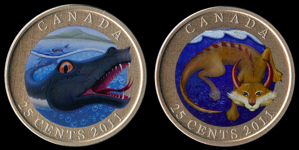 Canadians Have The Most Badass Coins