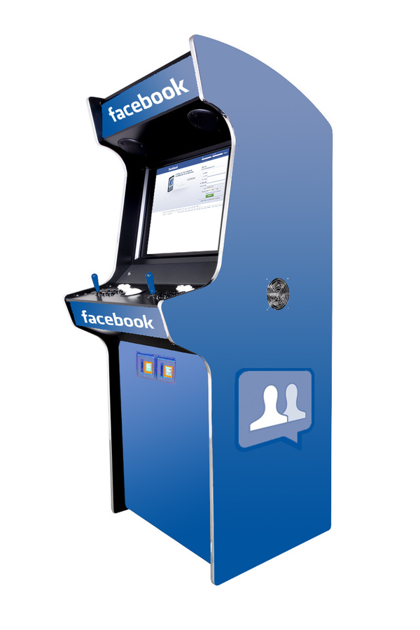 Facebook Arcade