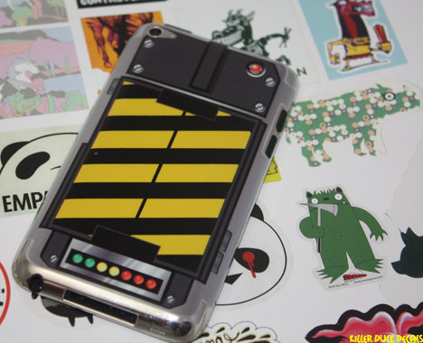 Ghostbusters Trap iPhone Decal Skin