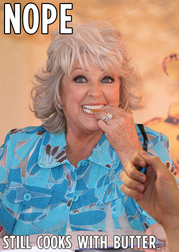Paula Deen is Finally Shaving Off The Pounds