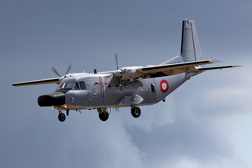 Chilean Military Airplane Crashes In South Pacific
