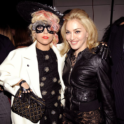 """Madonna Says Gaga Has An """"Obsession"""" With Her"""