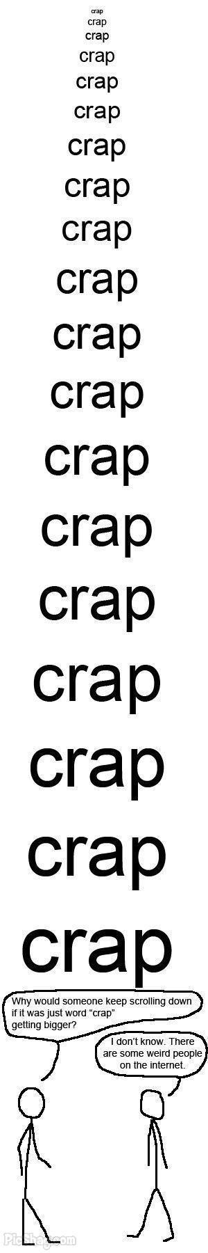 Crap CRAP