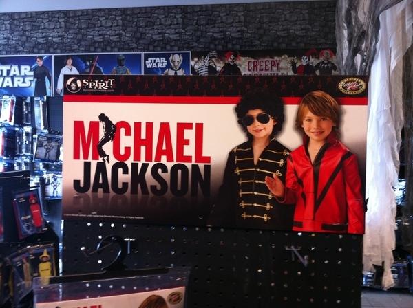 Michael Jackson Kids'Halloween Costumes