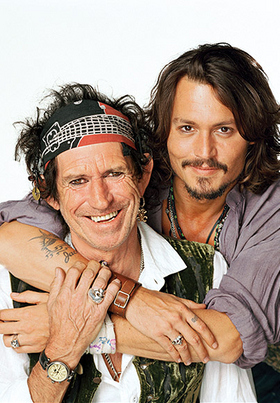 Disney May Cut Keith Richards from Pirates IV Over 'shocking' Drug Past