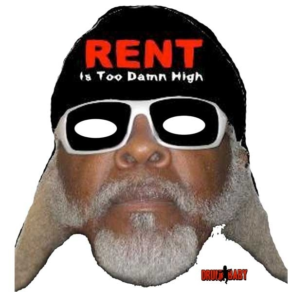 Jimmy McMillan Halloween Mask