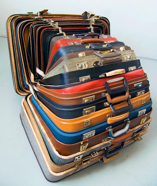 Inception Suitcase