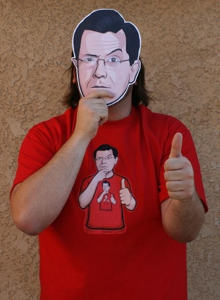 The Best Colbert Rally Outfit