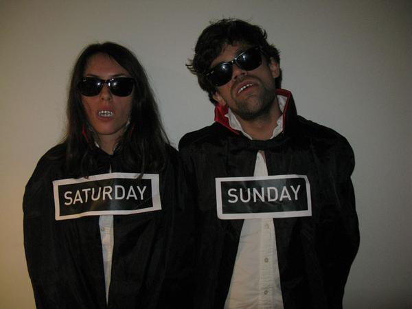 Halloween Couples Costume