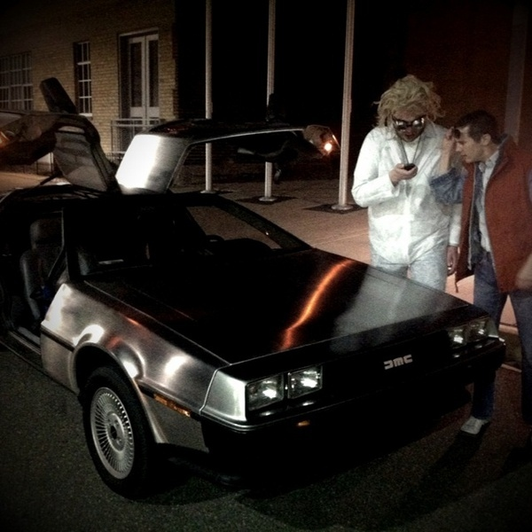 Back To The Future Of Halloween