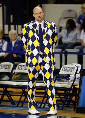College Basketball Couture