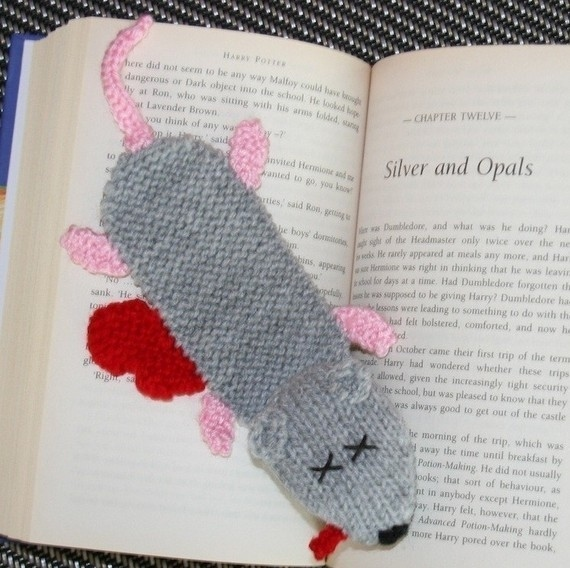 Dead Rat For Your Book