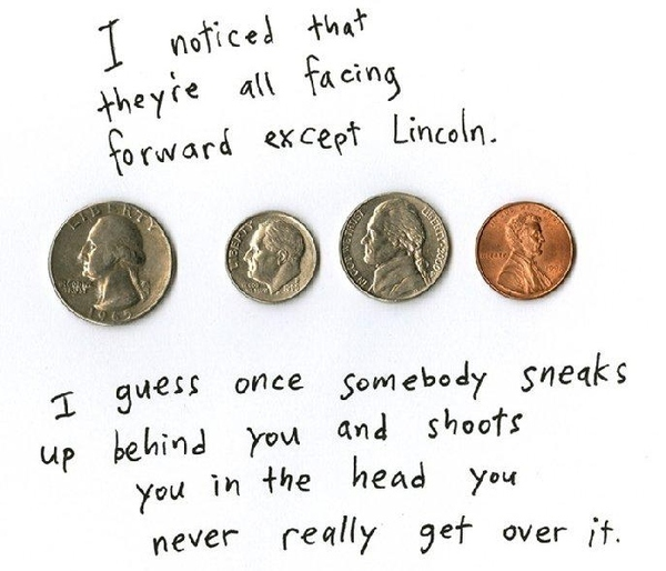 Coins And Presidents