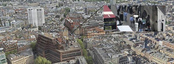 World Record Panorama Of London