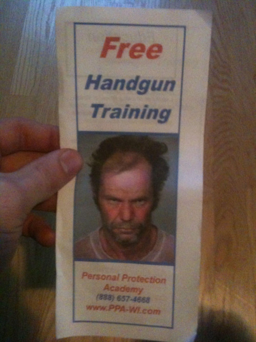 Free Handgun Training