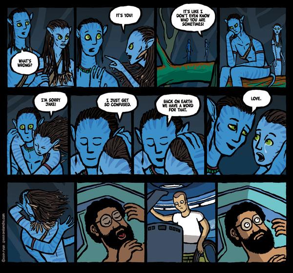 Avatar Spat