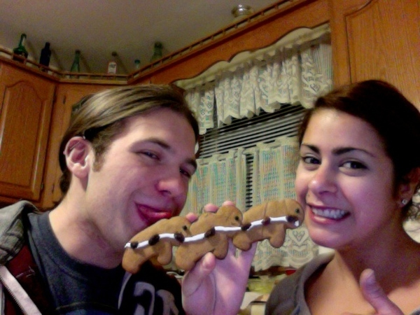 Gingerbreadcentipeide!