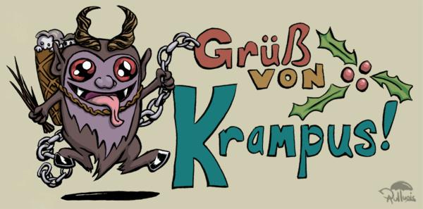 Grüß Von Krampus!