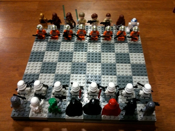 Best. Chess Set. Ever.