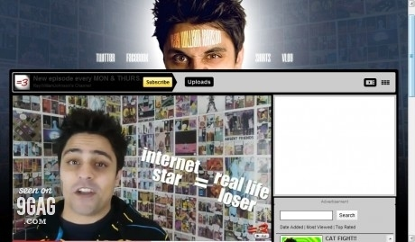 Internet Star=Real Life Loser
