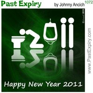 [CARTOON] Happy New Year 2011