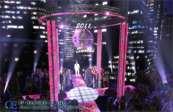 A Peek at Snooki's Ball Drop
