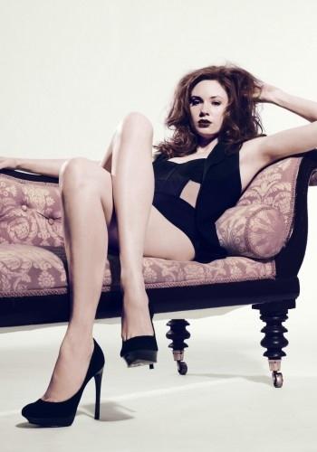 Sexiest Karen Gillan Pics