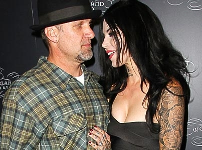 Hollyweird Celebs Need Love Too: Jesse James and Kat Von D Engaged