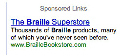 Unintentional Google AdWords Humor