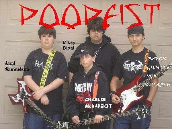 Coming Soon To A City Near You, PoopFist!