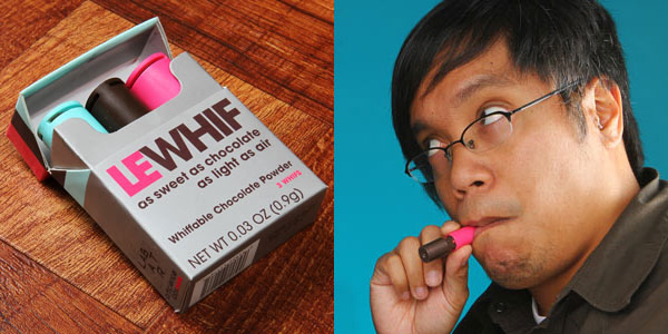 Le Whif: Breathable Chocolate
